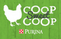 Purina Coop Sweet Coop Metal Sign