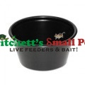 Black 2 Oz Portion Cups