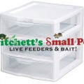 Mealworm Breeding Kit Jr - 3 Drawer