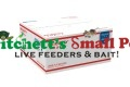 12 Lbs. Mealworm & Superworm Bedding Food (Flat Rate)