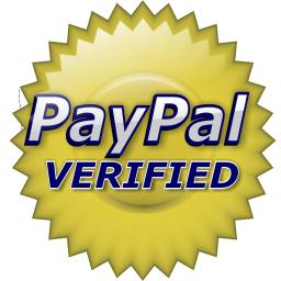Pritchett's Small Pets is PayPal Verified!